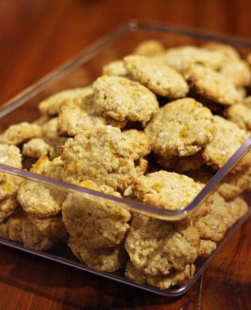 Zuckerfreie Kekse