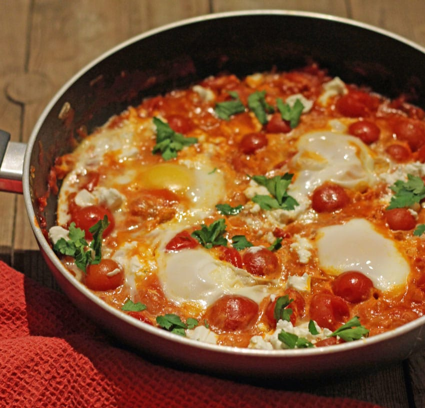 shakshuka kitchen impossible
