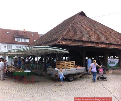 Metzinger Markt-Impressionen