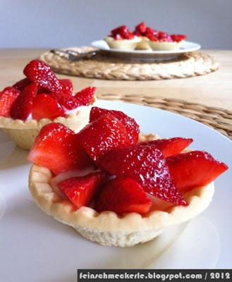 Tööörtschen mit Erdbeerschen