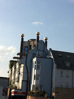 Plochingen Hundertwasserhaus