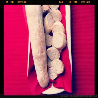 baguette rezept einfach