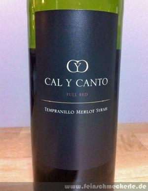 cal y canto 2011 - günstiger und toller alltagswein
