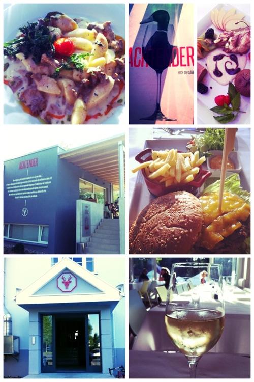 Ganz neu in Metzingen: Restaurant Achtender