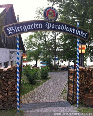 Biergarten & Restaurant Paradieswinkel Gasthof Woerl am Wörthsee