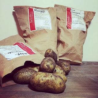 Kartoffeln von Tartuffli's Erlesene Kartoffeln