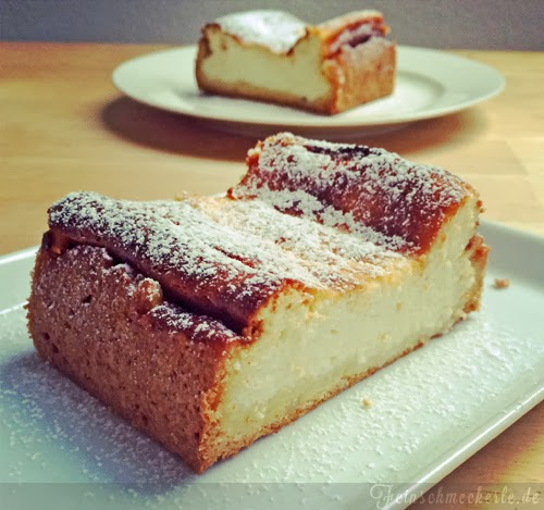 Quarkkuchen für 2