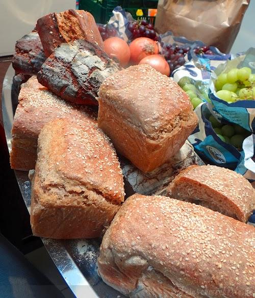 Brot backen mit Roggen Sauerteig