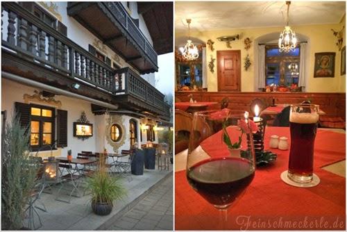 Gut essen am Schliersee? Das kann man im Restaurant Zum Hofhaus am See!
