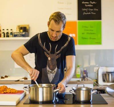 Schwäbische Foodies: Lutz vom Stuttgarter Supper Club Zu Gast bei Lutz