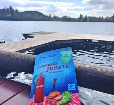 Blogger schenken Lesefreude: Leberskäsjunkie – der neue Bestseller von Rita Falk