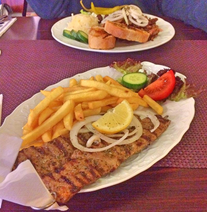 Im 7. Souvlaki Himmel: Griechisches Restaurant Yia Mas Reutlingen