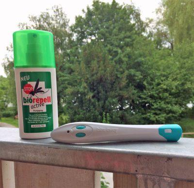 Bye bye Stechmücken – meine Tipps