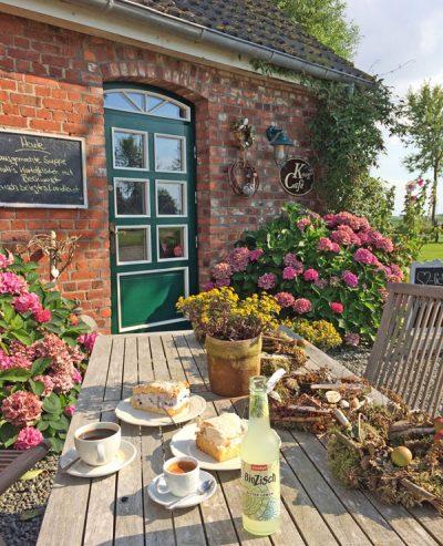 Die besten Kuchen an der Nordsee: Koog Café Wesselburenkoog