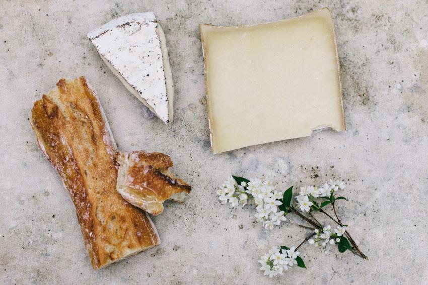 Käse selbst machen und ein Abend mit Brotsommelier Joerg Schmid #events