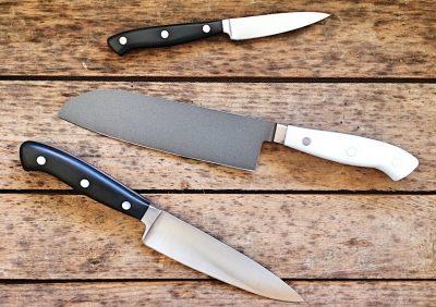 Endlich passende Messer – sogar aus dem Ländle ;-)
