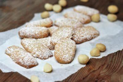 Macadamia Plätzchen – bisschen süß und salzig… meine Favoriten 2017