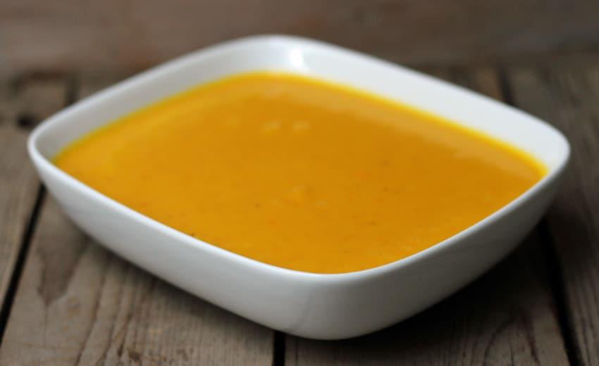 die beste kürbis suppe