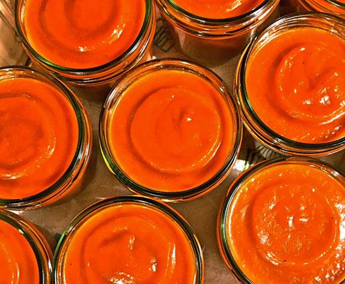 Rhabarber Ketchup
