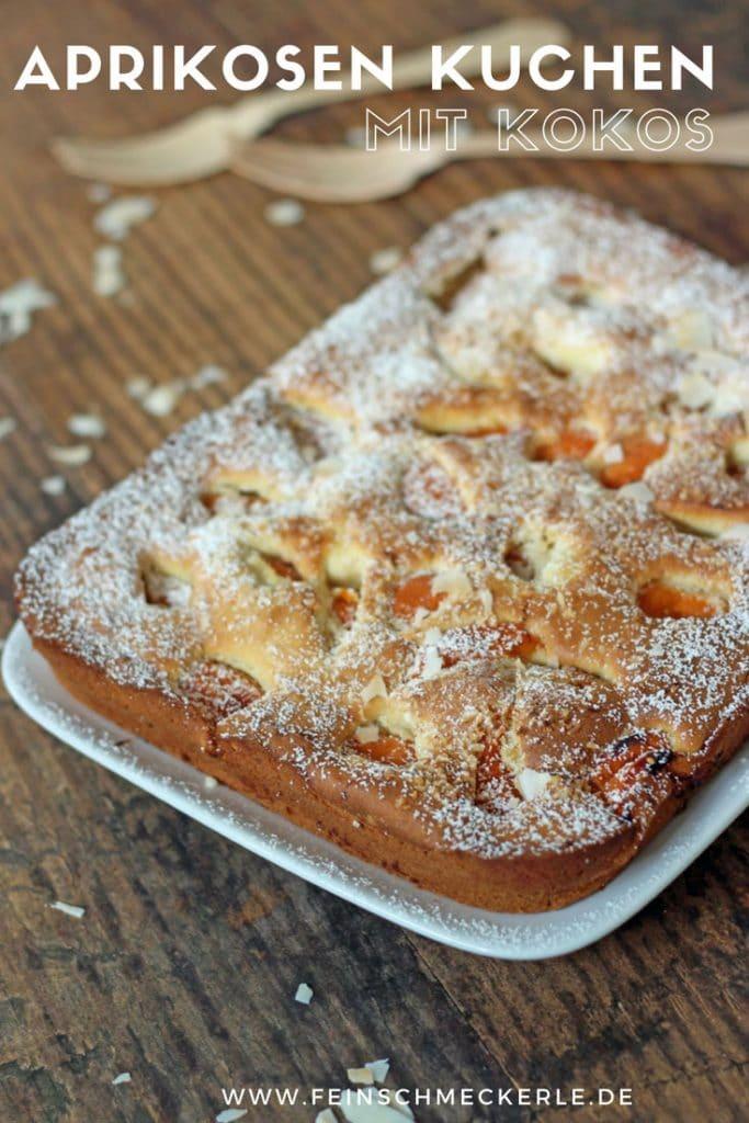 Aprikosen Kuchen