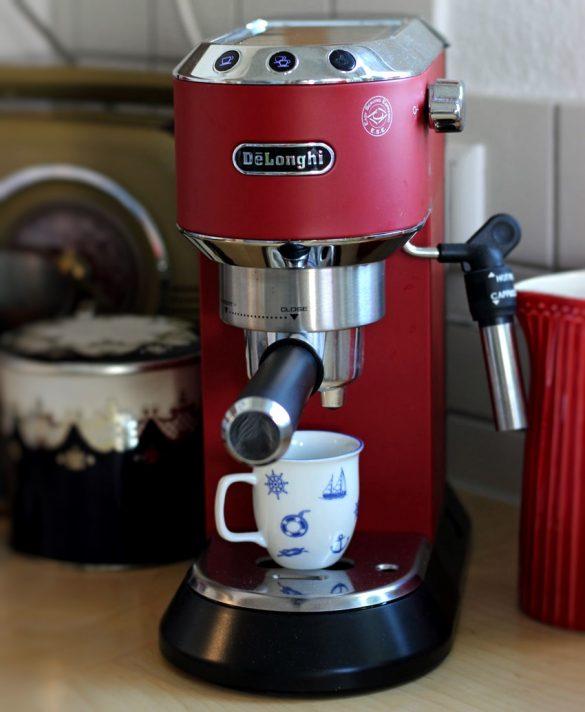 delonghi espresso maschine